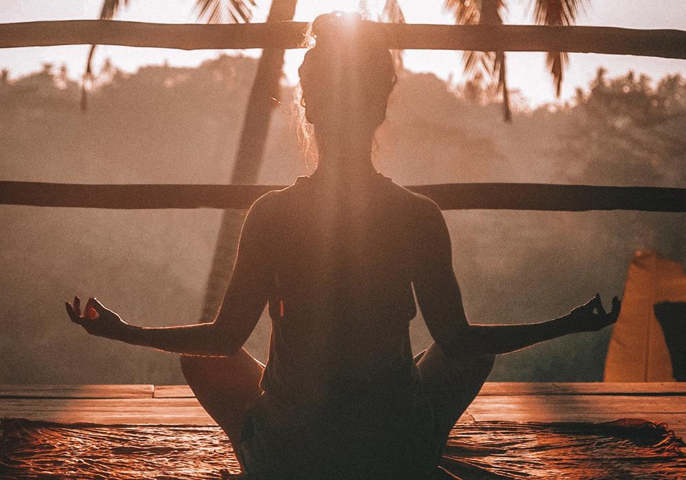 meditation training